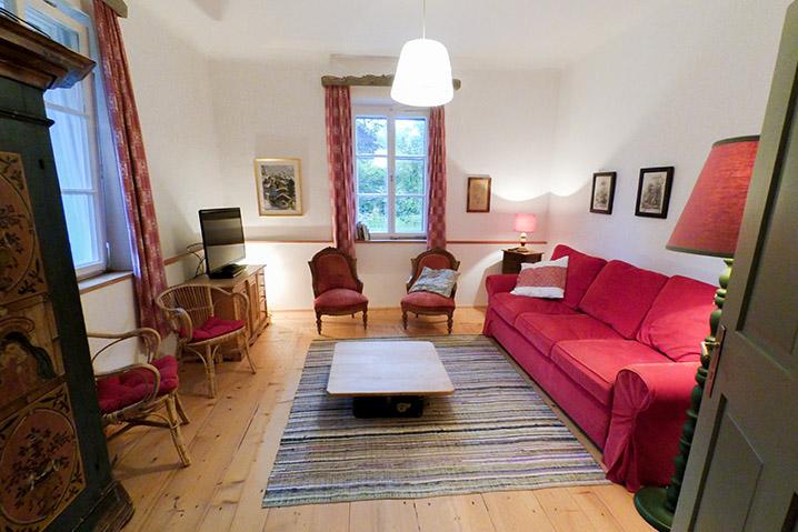 Villenetage Wohnzimmer